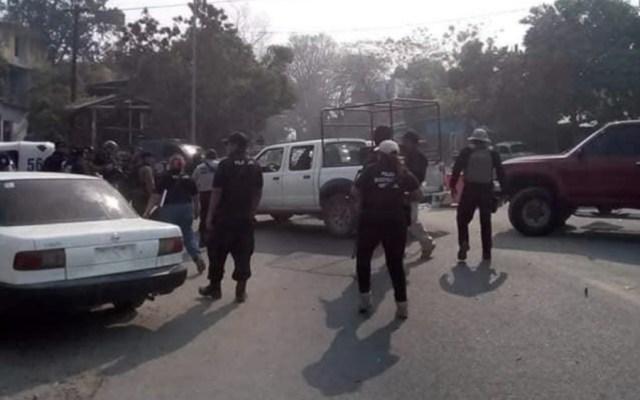 Enfrentamiento en Guerrero deja dos personas muertas y cuatro heridas - Foto de @IGSMX