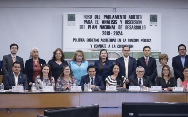 Santa Lucía y Tren Maya requieren gran interlocución con dueños de tierras: Segob - Foto de Twitter Zoe Robledo