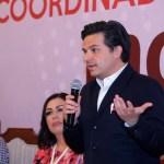 Se reúnen Zoé Robledo y López Obrador en Palacio Nacional - Zoé Robledo se reúne con López Obrador