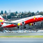 Boeing reconoce fallos en gestión de crisis de aviones 737 Max - 737 MAX. Foto de @BoeingAirplanes