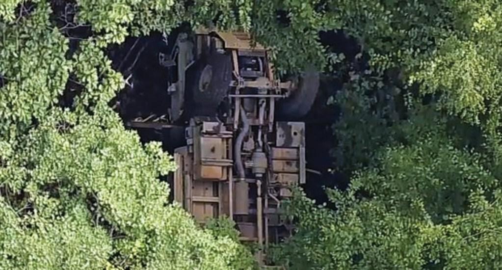 Accidente en academia militar de EE.UU. deja un muerto y 22 heridos - Foto de CNN