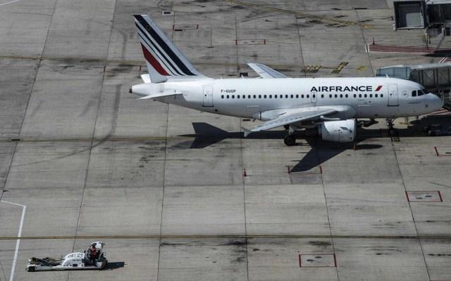 Alerta en avión de Air France por amenaza de bomba en Argentina - Foto de La Nación