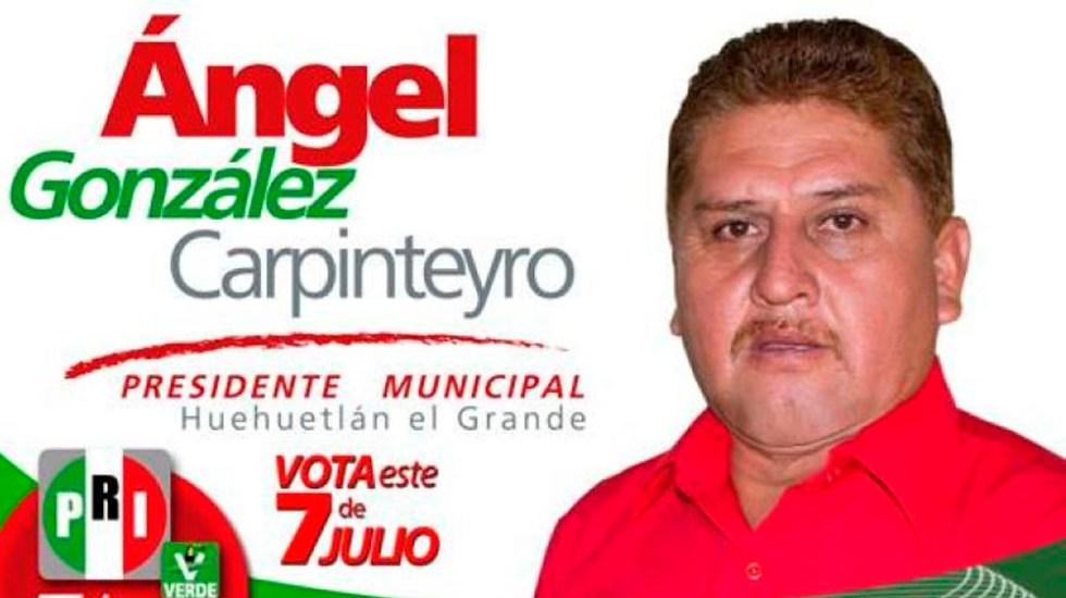 Localizan con vida a alcalde tras secuestro en Puebla - alcalde Huehuetlán puebla