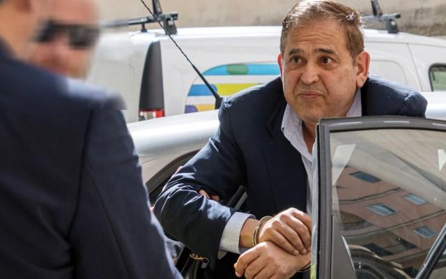 Dan suspensión definitiva a Alonso Ancira contra orden de aprehensión - Alonso Ancira, dueño de Altos Hornos de México