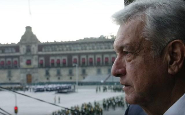 López Obrador sí se mudará a Palacio Nacional - AMLO en Palacio Nacional. Foto de Cultura Colectiva News