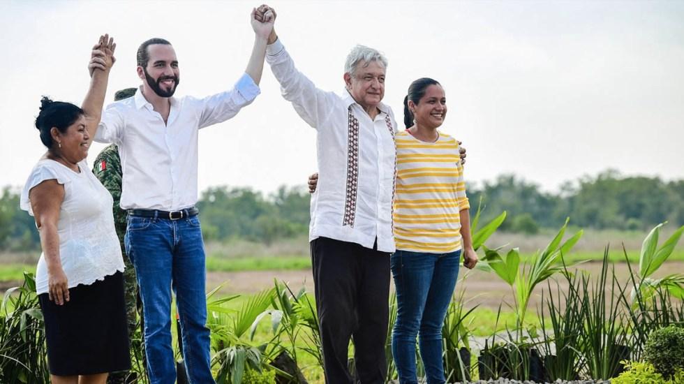 México apoya a El Salvador con más de 30 millones de dólares - inversión AMLO México Andrés Manuel López Obrador El Salvador Nayib Bukele