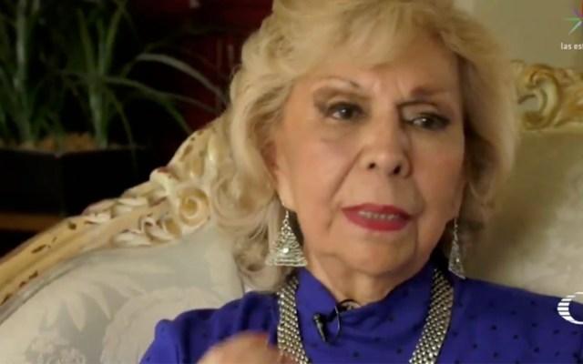 Siento que es mi voz: Amparo Garrido sobre grabación atribuida a Frida - amparo garrido voz frida kahlo