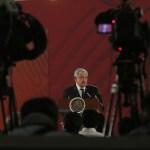 Conferencia de AMLO (25-06-2019) - 90620012. México, 20 Jun 2019 (Notimex- Gustavo Duran).- Andrés Manuel López Obrador, presidente de la República Mexicana, agradeció a los Senadores, ya que la ratificación fue un aporte significativo, trasmite confianza a inversionistas nacionales y extranjeros y es bueno para la economía nacional. NOTIMEX/FOTO/GUSTAVO DURÁN/GDH/POL/4TAT/