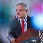 Conferencia de AMLO (18-06-2019) - El presidente Andrés Manuel López Obrador. Foto de Notimex- Guillermo Granados.