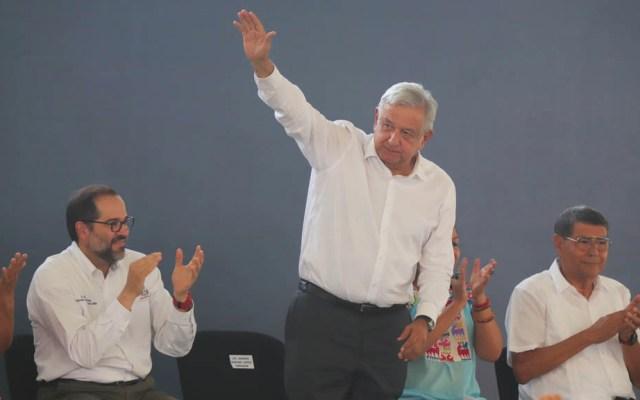 López Obrador confía en nueva estrategia de seguridad - Andrés Manuel López Obrador AMLO Colima Seguridad