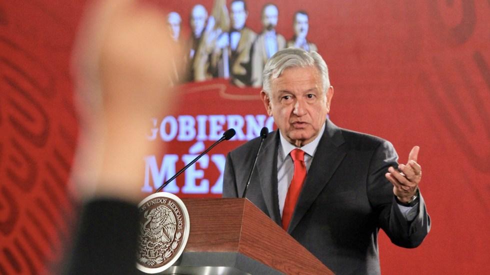 Activistas cierran filas con López Obrador ante aranceles de EE.UU. - Foto de Notimex