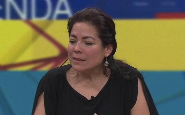 Arcelia Martínez renuncia a concurso al Consejo Técnico del organismo para Mejora de la Educación - Foto de Foro TV
