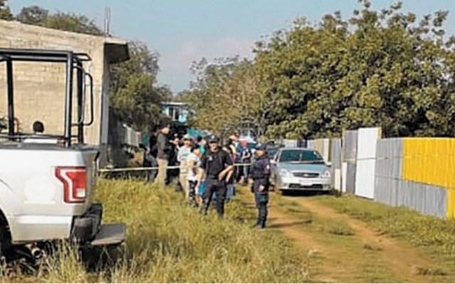 Asesinan a golpes a mujer en Oaxaca - Asesinan a golpes a mujer en Oaxaca