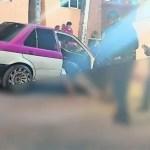 Asesinan a primos abordo de un taxi en la alcaldía Álvaro Obregón - asesinato primos taxi