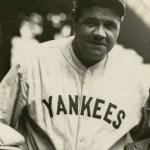 Subastan camiseta de Babe Ruth en 5.6 mdd - babe ruth subasta camiseta