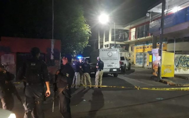 Balacera en bar de Morelia deja un muerto y un herido - balacera bar michoacán