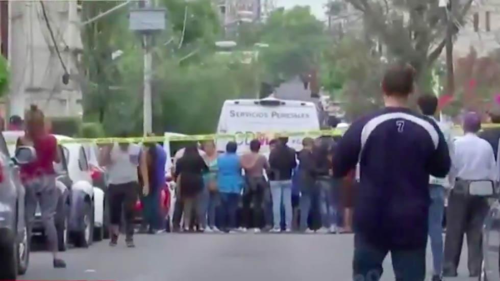 Asesinan a joven con disparos en Coyoacán. Noticias en tiempo real