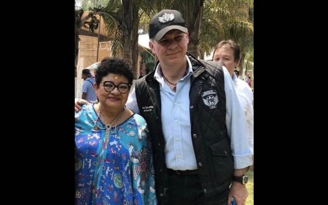 Bernardo Gómez será el nuevo subsecretario de Desarrollo Policial de SSC - Bernardo Gómez SSC