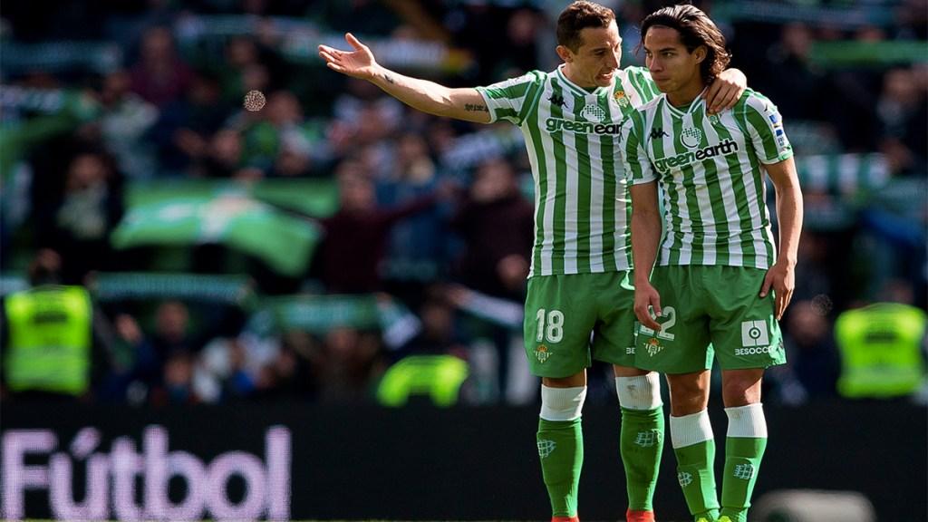 Betis jugará dos partidos amistosos en México - betis amistoso puebla gallos blancos