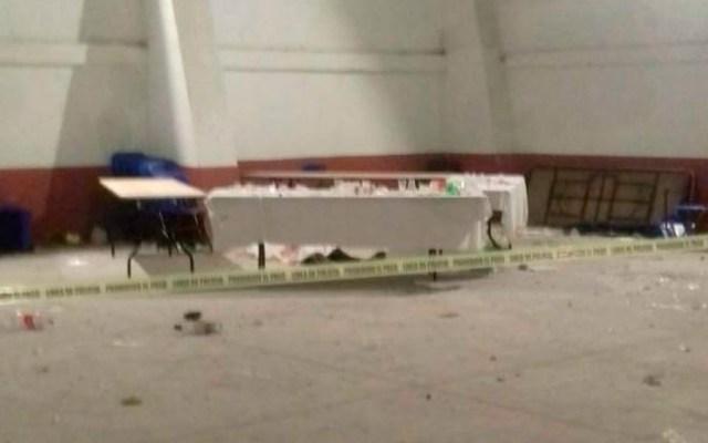 Matan a novio durante su boda en el Estado de México - boda asesinato novio
