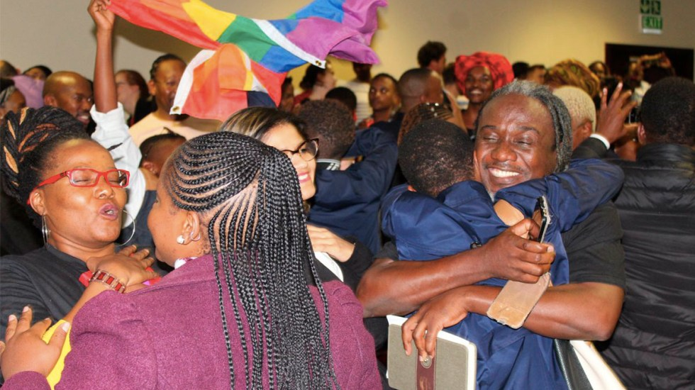 Corte de Botsuana despenaliza la homosexualidad - botsuana despenaliza la homosexualidad