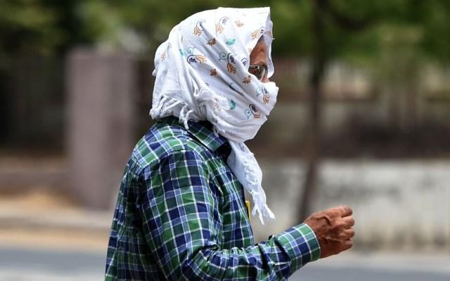 Ola de calor causa la muerte de al menos 78 personas en India - Calor en India. Foto de Times of India