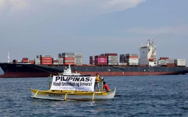 Canadá repatria toneladas de basura desde Filipinas - canadá basura filipinas