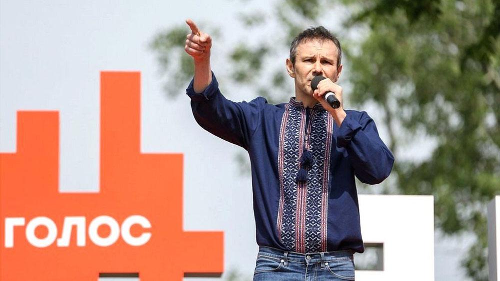 Cantante se lanza como candidato en elecciones parlamentarias de Ucrania - cantante ucrania