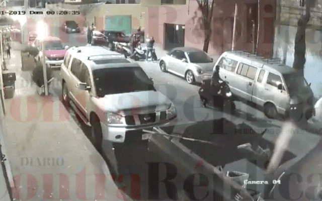 #Video Así mataron al exreo Ramón Oropeza, amenazado por La Unión - fercho