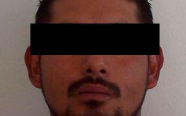 Vinculan a proceso a presunto líder del Cártel del Golfo - Carlos R. presunto líderl del Cártel del Golfo. Foto de FGR