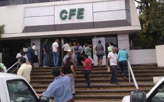 Difieren una semana inicio de nuevos contratos con la CFE en Tabasco - Foto de @DiarioDeTabasco