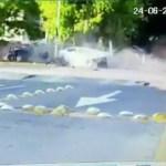Revelan nuevo video del choque de Joao Maleck
