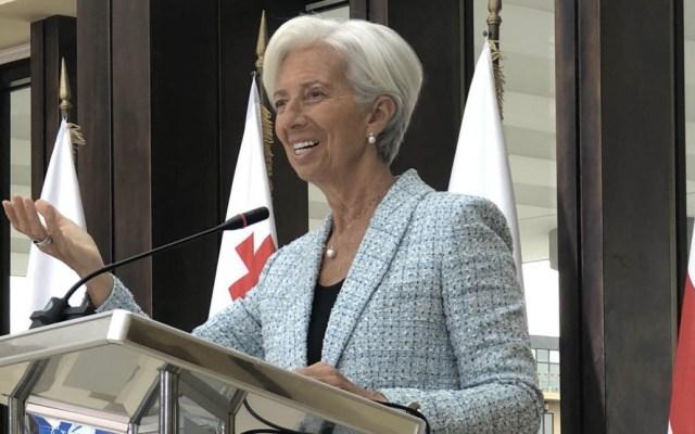 Prioridad de la cumbre del G-20 será resolver tensiones comerciales: Lagarde - ChristineLagarde FMI G-20