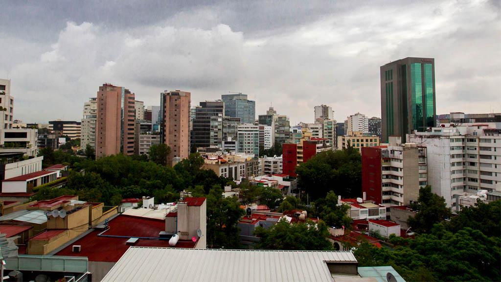 Inversión térmica permanecerá en el Valle de México - Ciudad de México inversión térmica
