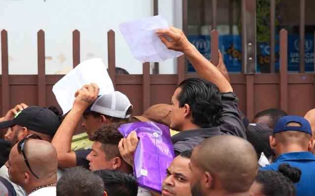 CNDH pide que política migratoria se base en la no discriminación - cndh política migratoria no discriminación