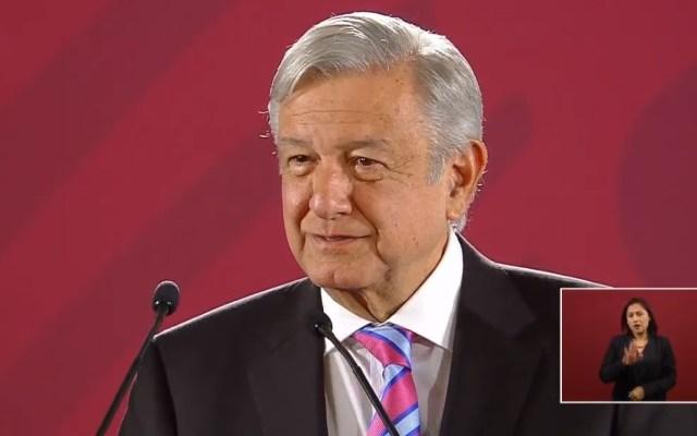 López Obrador promete mejorar las condiciones laborales en México - Conferencia AMLO 28 de junio. Captura de pantalla