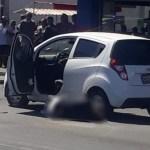 Asesinan a contralor municipal de Guaymas, Sonora - Foto de @vagoner35