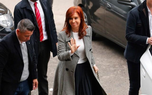CristinaFernández faltará por segunda vez a juicio en su contra - Cristina Fernández