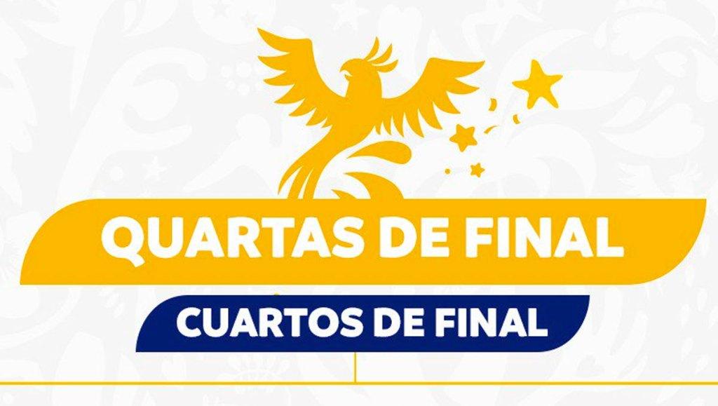 Así se jugarán los cuartos de final de la Copa América. Noticias en tiempo real