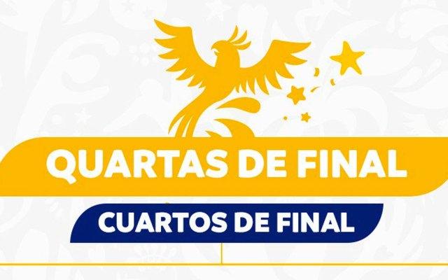 Así se jugarán los cuartos de final de la Copa América - Copa América