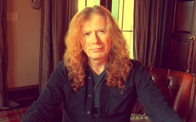 Dave Mustaine cancela gira de Megadeth por cáncer de garganta - DaveMustaine