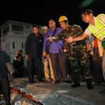 Sube a 28 número de muertos por derrumbe de edificio en Camboya - Foto de AFP / Sun Rethy Kun