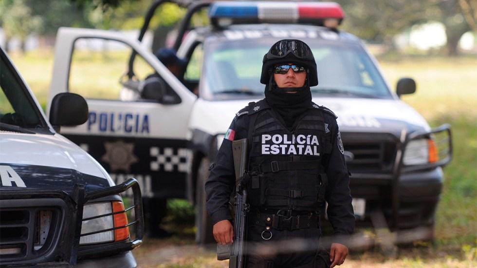 Detienen a cuatro por tráfico de personas en Veracruz - detenidos tráfico de persona veracruz