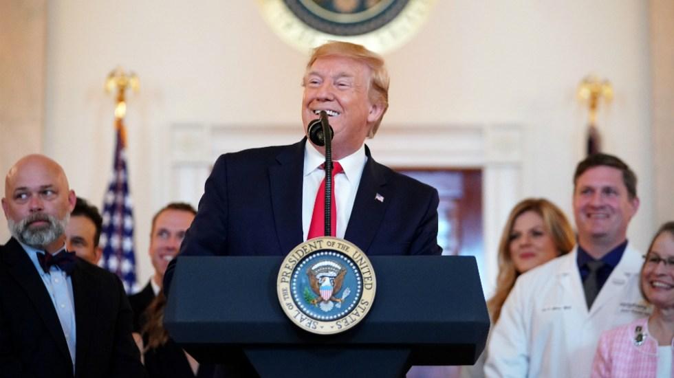 Trump y los demócratas apuntan a los hispanos de Florida - Foto de AFP