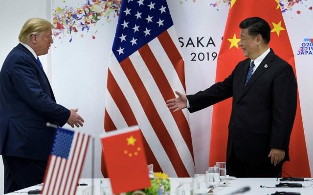 """EE.UU. y China """"cerca de concluir"""" secciones de acuerdo comercial - Donald Trump Xi Jinping China Estados Unidos"""