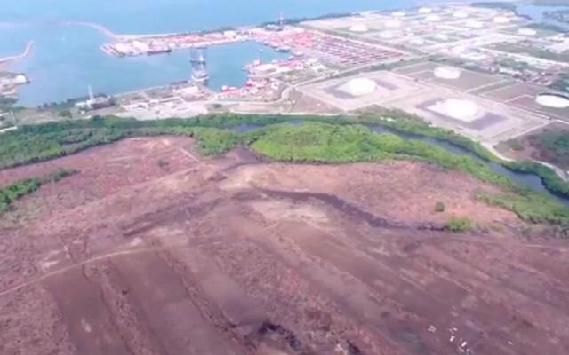 Semarnat presentará mañana permiso ambiental de Dos Bocas: Nahle - dos bocas nahle