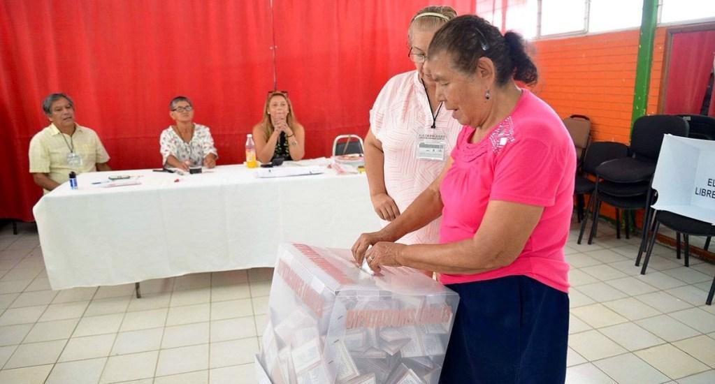 PAN acapara diputaciones en Tamaulipas - Elecciones en Tamaulipas. Foto de Notimex