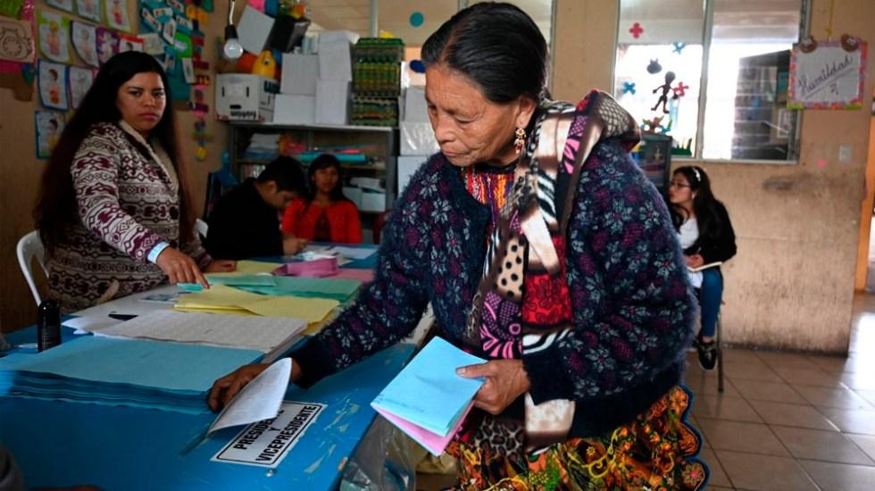 Balance de la elección general guatemalteca - elecciones Guatemala