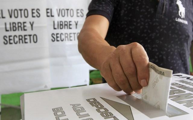 INE adaptará medidas sanitarias por COVID-19 a elecciones de 2021 - Elecciones INE Casillas Instituto Nacional Electoral