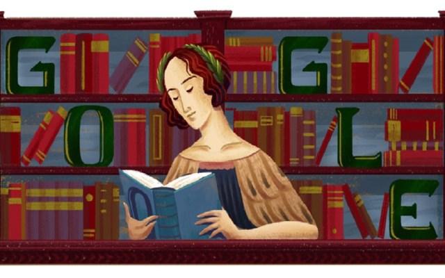 ¿Por qué es Elena Cornaro la imagen del doodle de Google? - Elena Cornaro Piscopias. Foto de Google